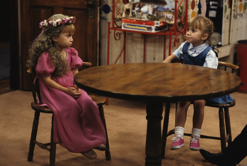 'Full House' Episode Titled 'The Devil Made Me Do It'