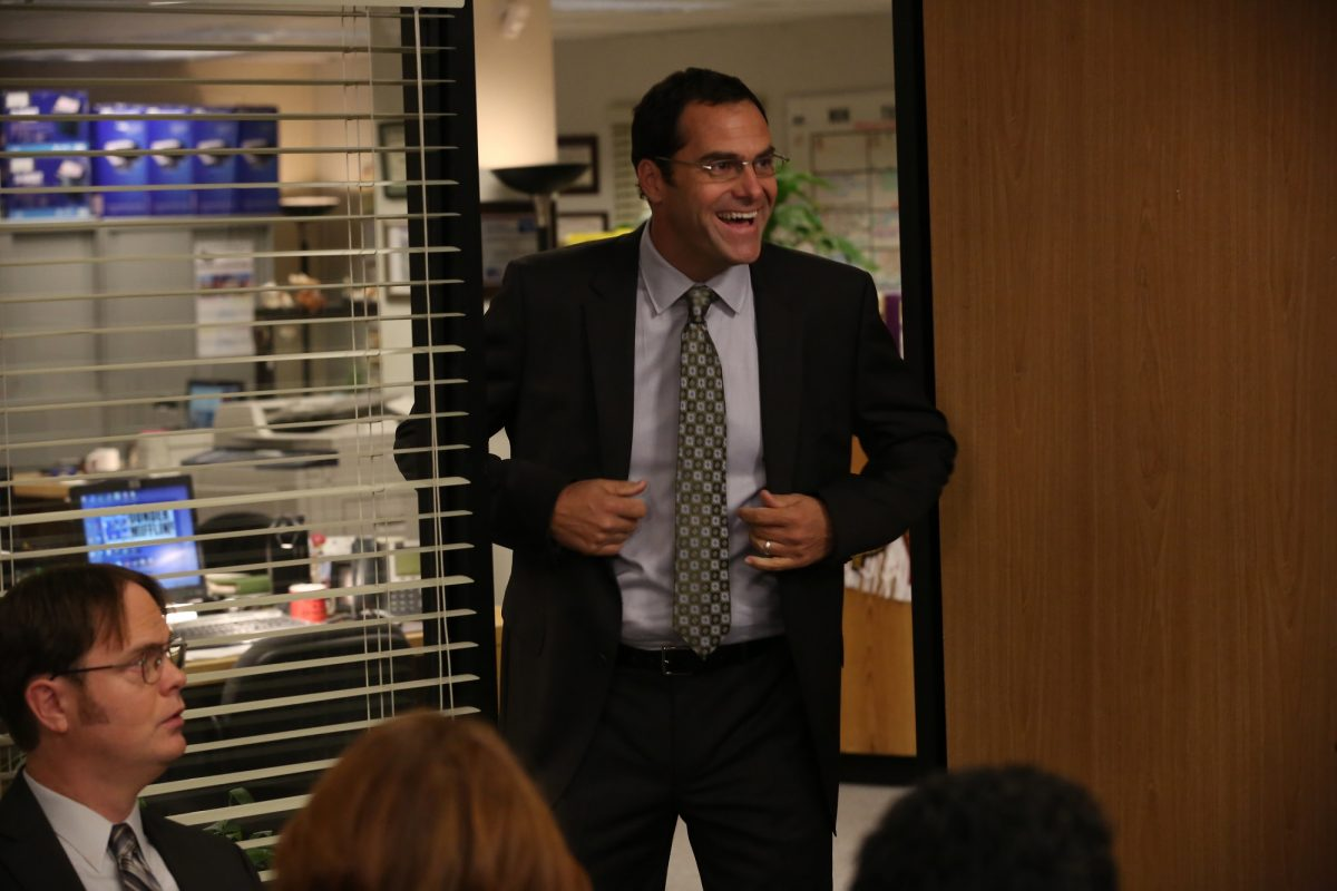 The Office: Andy Buckley