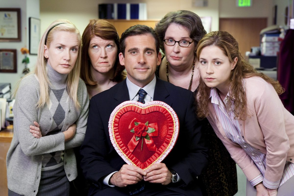 The Office friends