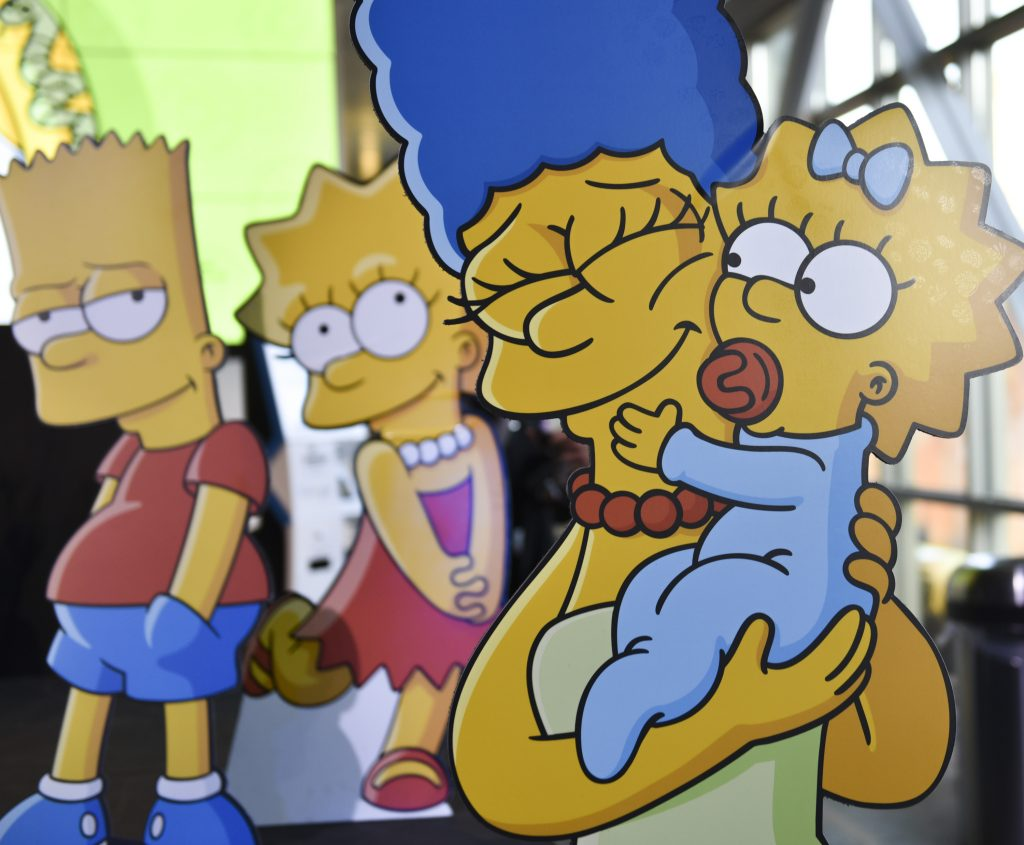 'The Simpsons' 600th episode