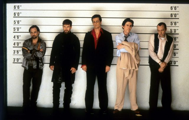 'The Usual Suspects': Why Stephen Baldwin and Kevin Spacey Couldn't Stop Laughing During the Famous Lineup Scene