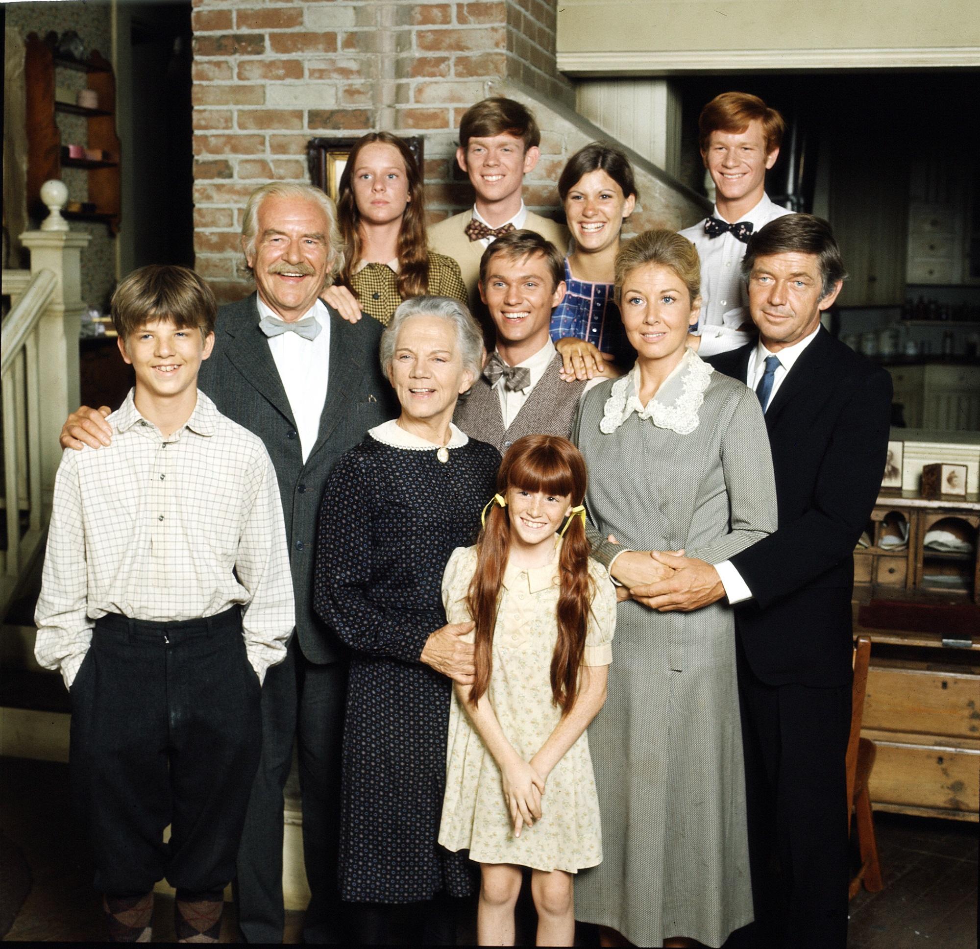 The Waltons family