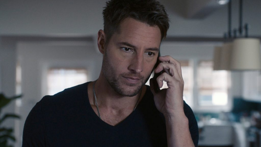 Justin Hartley as Kevin on 'This Is Us' Season 5 Episode 5