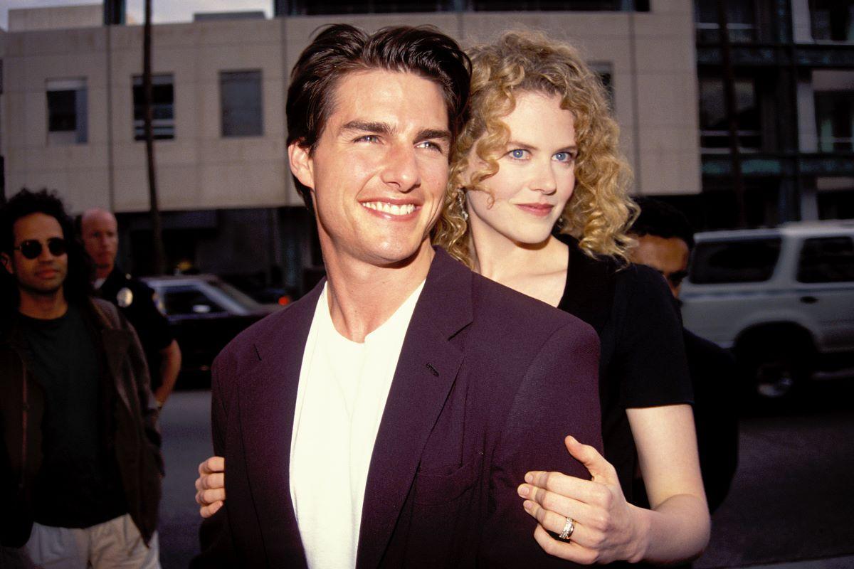 Tom Cruise and Nicole Kidman