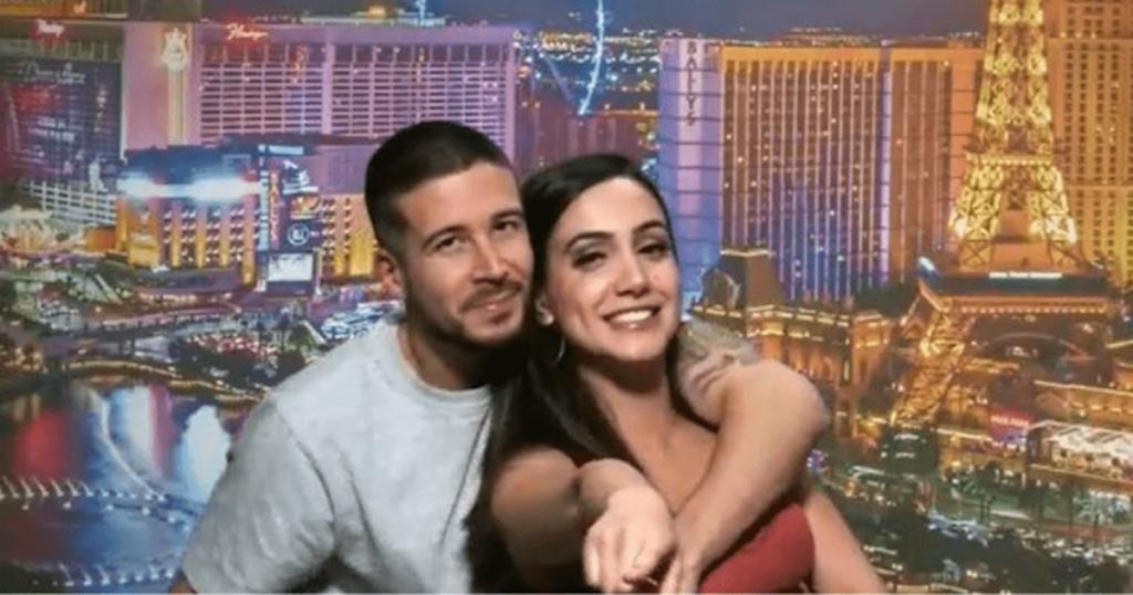 Vinny Guadagnino and Maria Elizondo