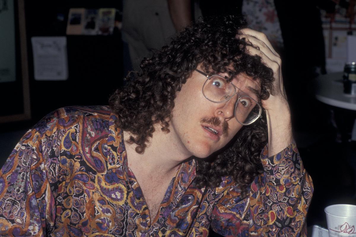 """Weird Al"" Yankovic in 1992"