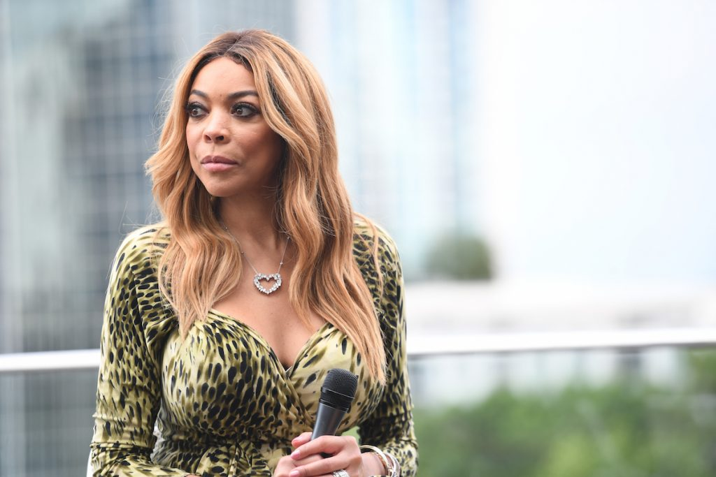 TV personality Wendy Williams