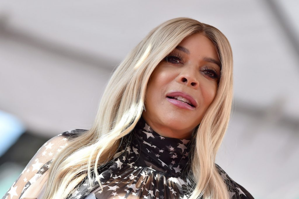 Wendy Williams at an event