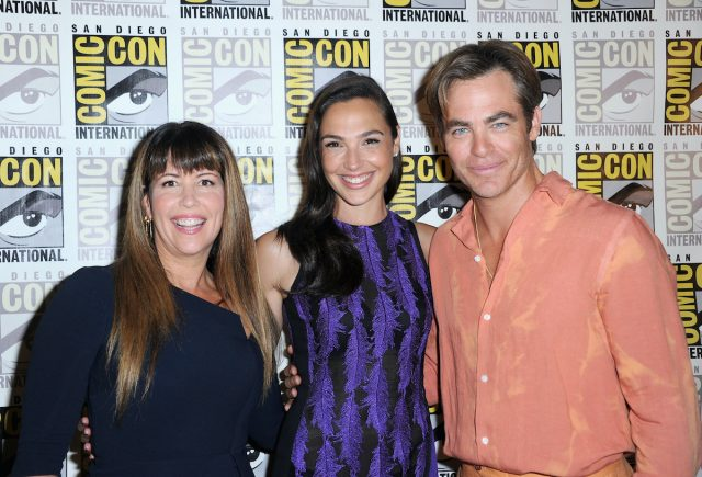 'Wonder Woman 1984' Director Patty Jenkins Could Take Chris Pine from 'Star Trek' to 'Star Wars'