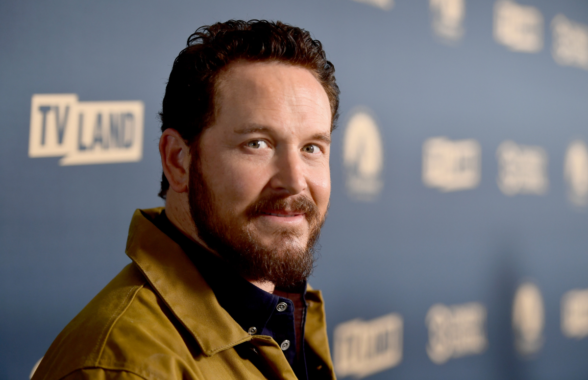 Cole Hauser from 'Yellowstone' attends the Comedy Central, Paramount Network and TV Land summer press day at The London Hotel on May 30, 2019