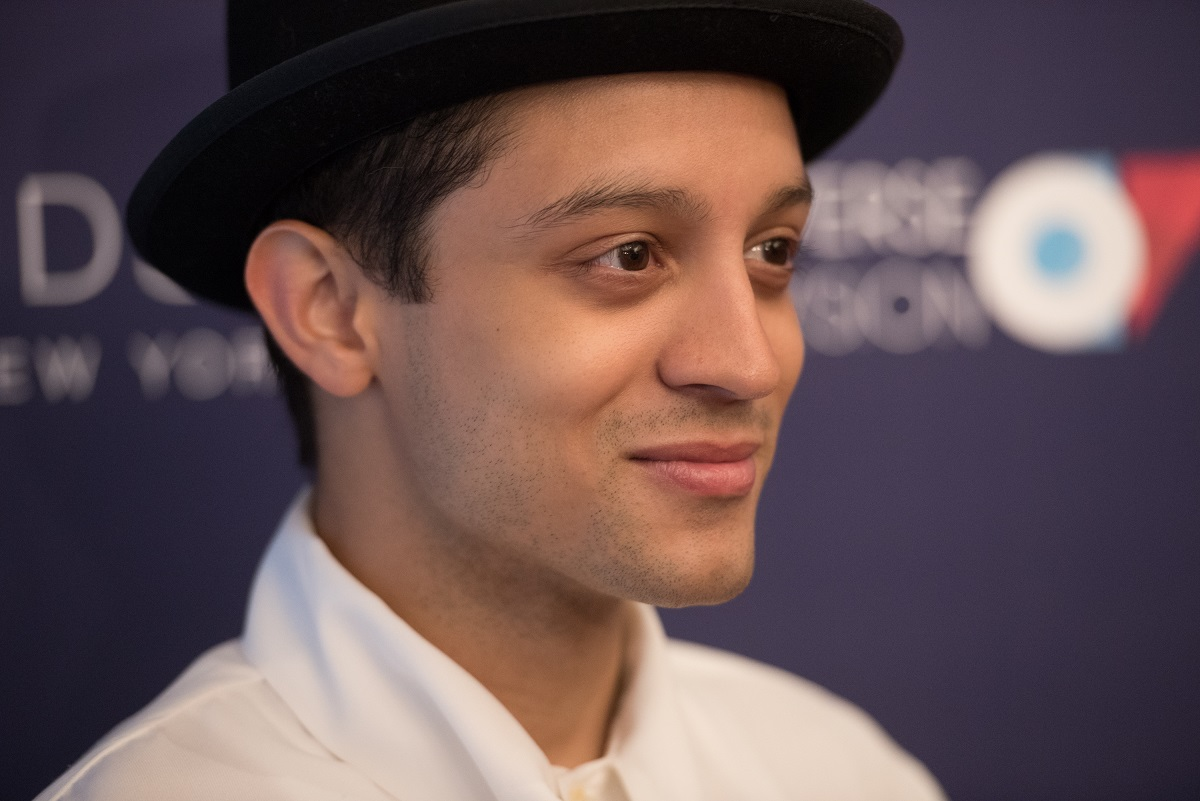 Zachary Infante in 2015
