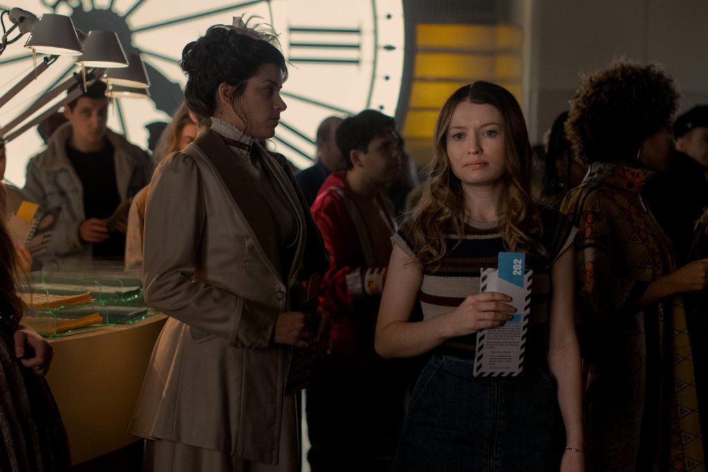 'American Gods' Season 3 with Emily Browning as Laura Moon