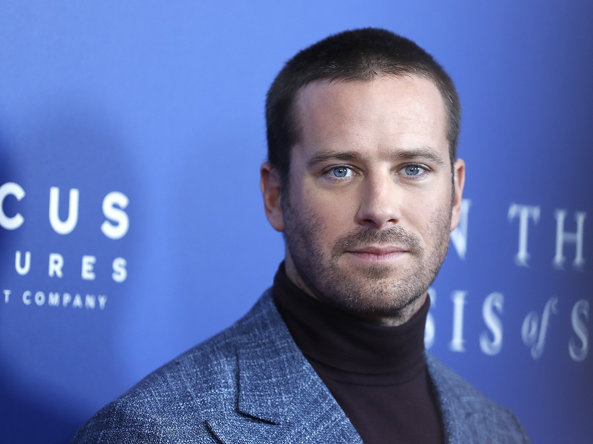 Armie Hammer attends 'On The Basis Of Sex' New York City Screening on December 16, 2018, in New York City.