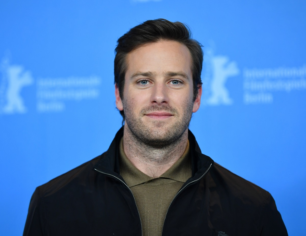Armie Hammer during the photo call for 'Call me by Your Name' during the 67th International Berlin Film Festival in Berlin, Germany, 13 February 2017.
