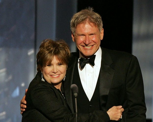 Carrie Fisher Wrote She Wasn't the Reason Harrison Ford and His First Wife Divorced