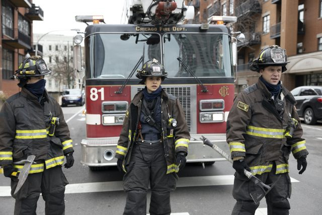 'Chicago Fire': 1 Main Cast Member Was a United States Marine
