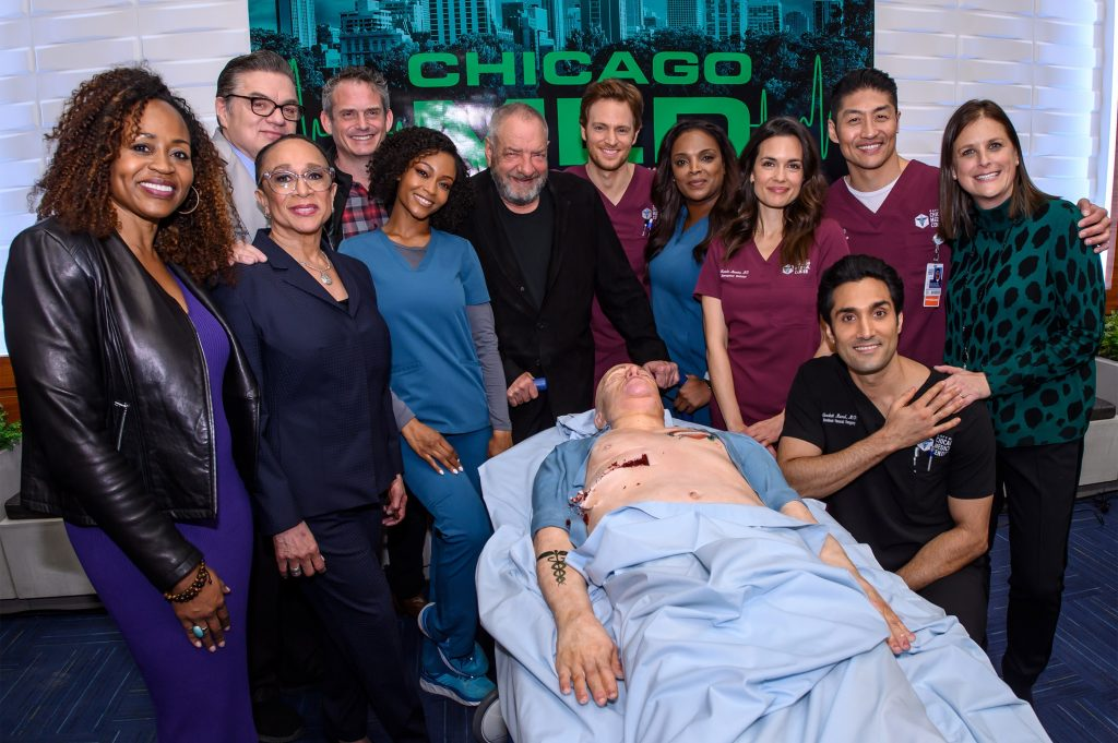 chicago med how to live and all 6 seasons