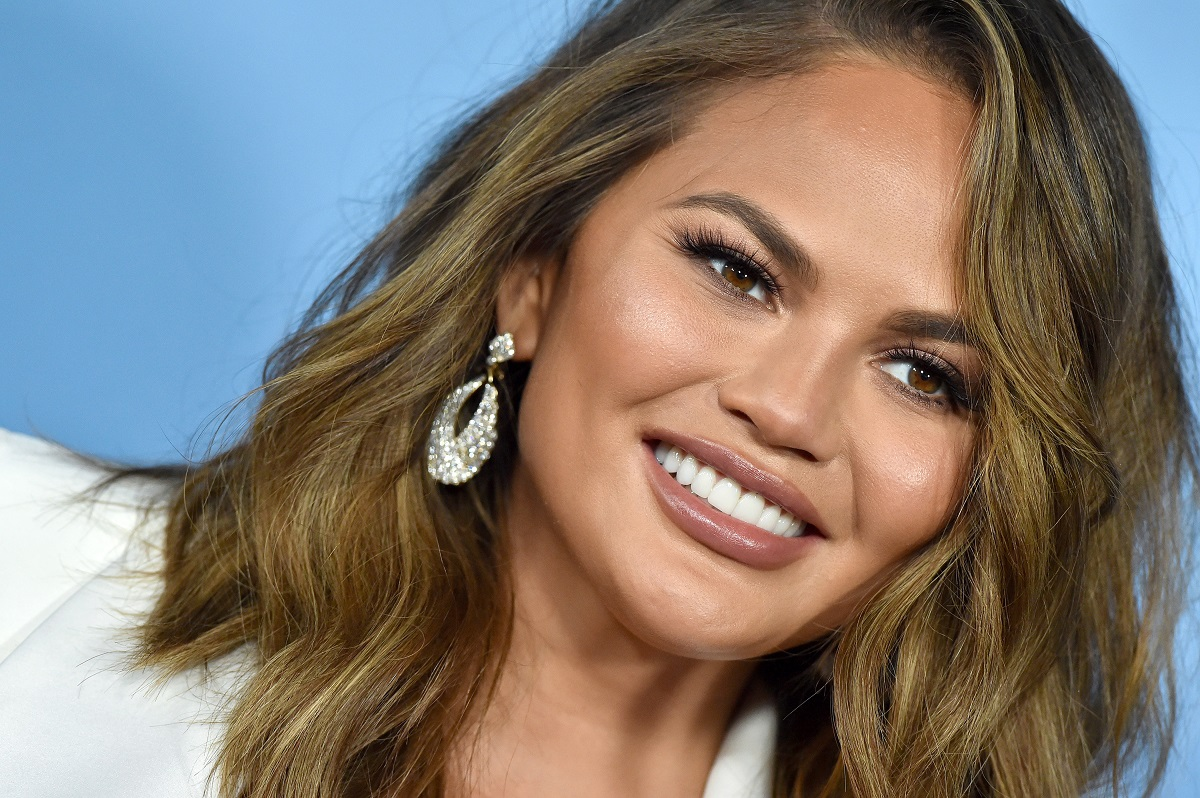 Chrissy Teigen attends the LA Premiere of Netflix's 'Between Two Ferns: The Movie' on September 16, 2019 in Hollywood, California.