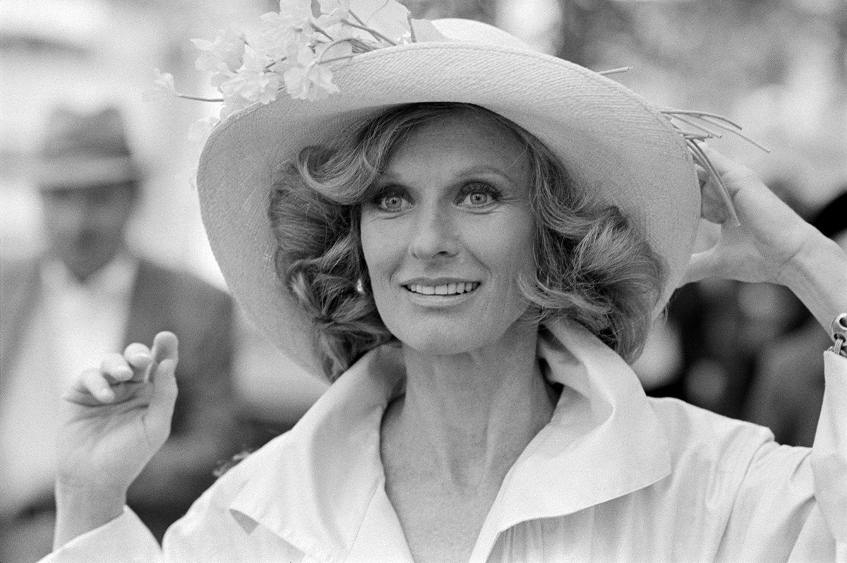 Cloris Leachman photographed for 'Phyllis.' Image dated May 21, 1975.