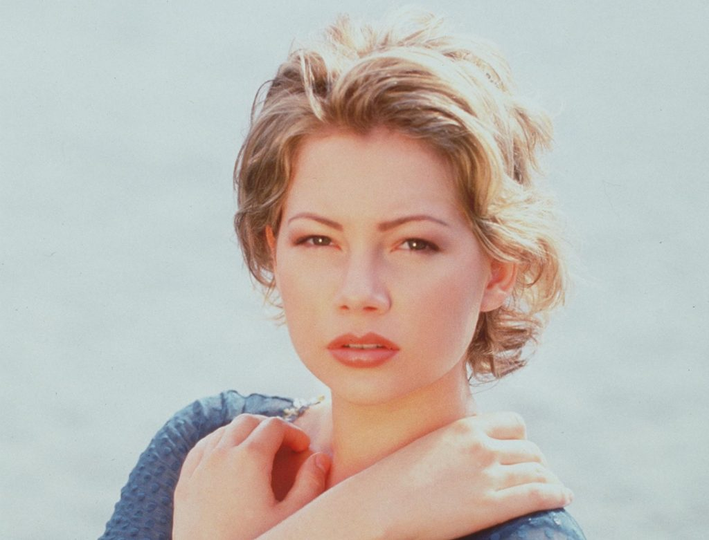 Michelle Williams in 'Dawson's Creek' (1998)