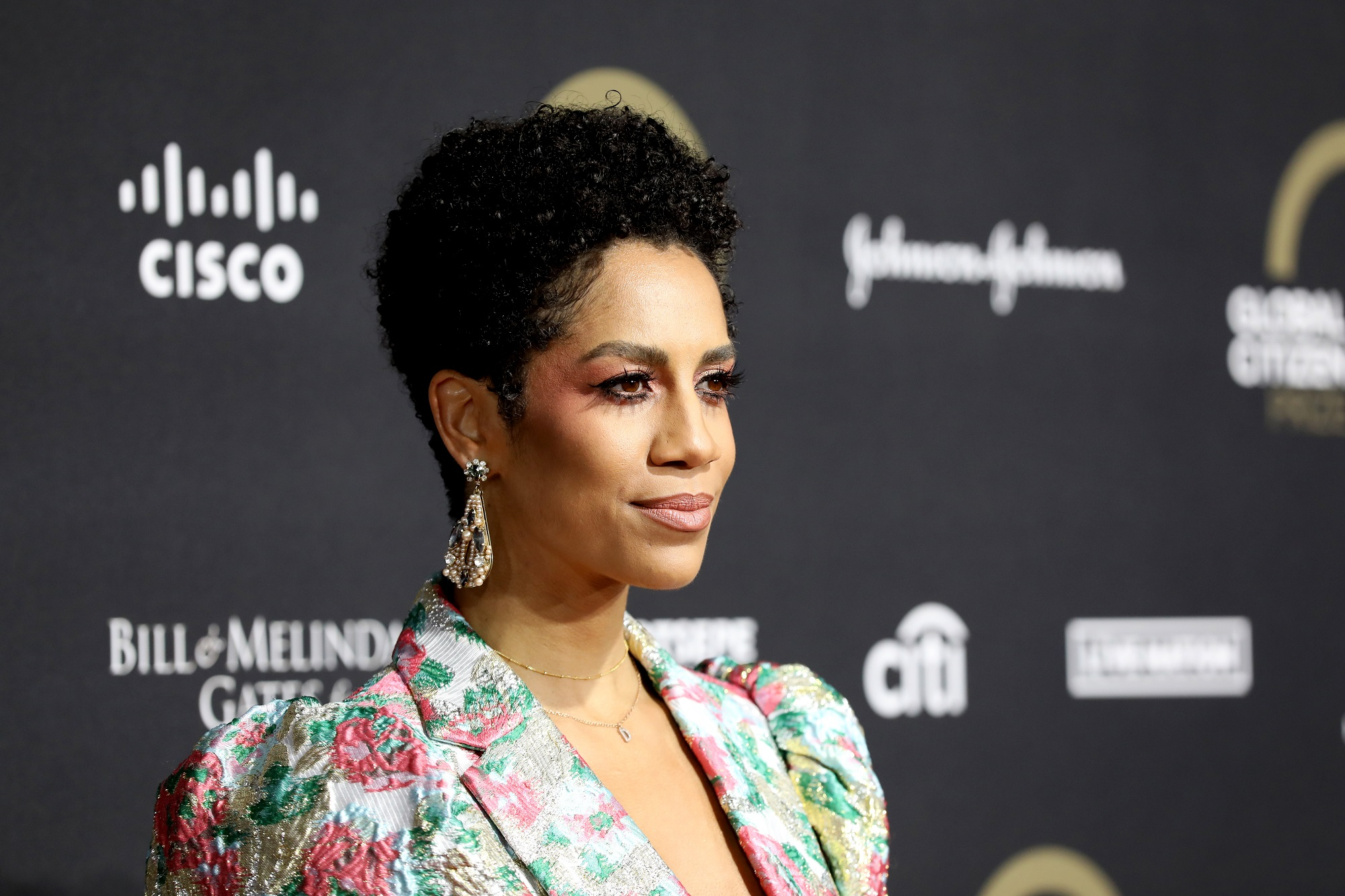Dominique Tipper plays Jasai Chase-Owens' mother on The Expanse