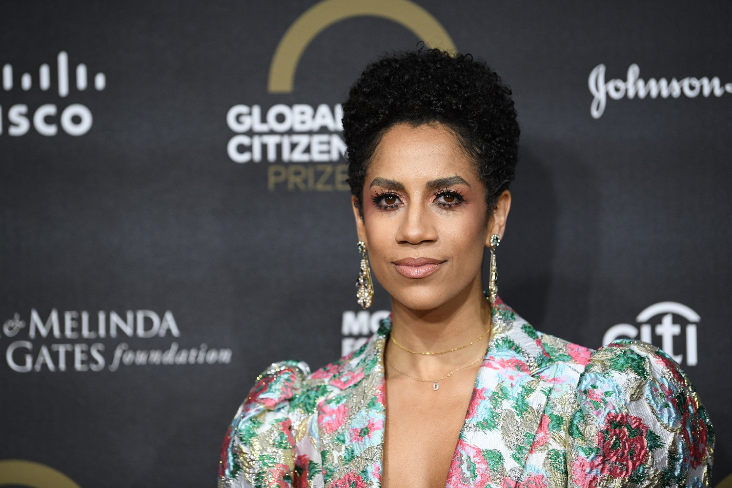 Dominique Tipper of The Expanse
