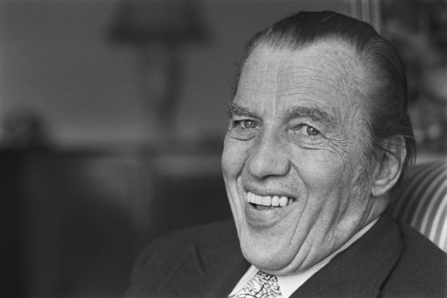 Ed Sullivan Owes the Success of His Show To His Off-Screen Talents
