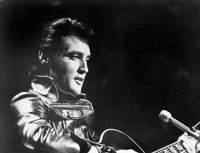 Elvis Presley: Was His Look Inspired by a DC Superhero?