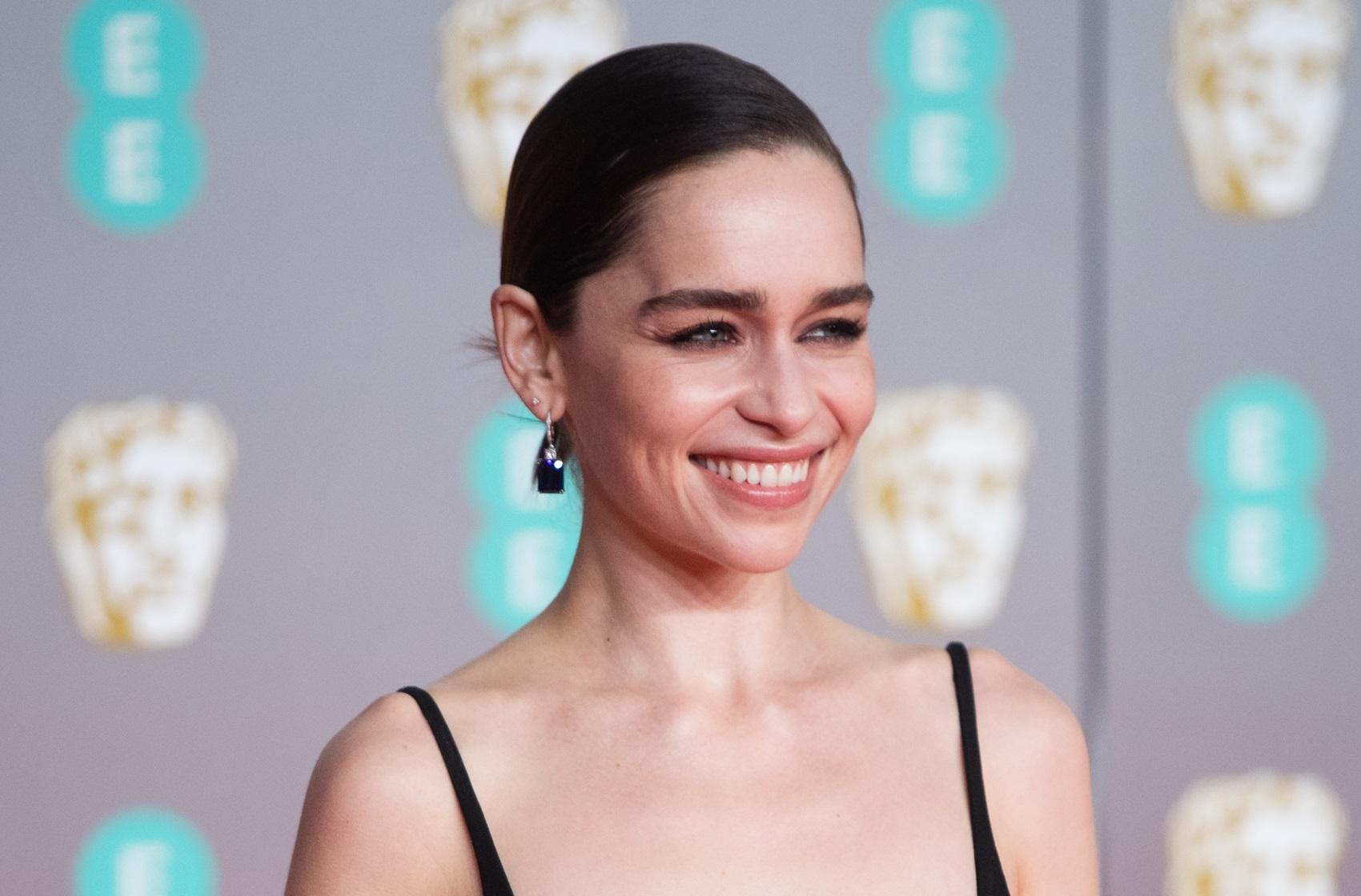 Emilia Clarke played Daenerys Targaryen in Game of Thrones