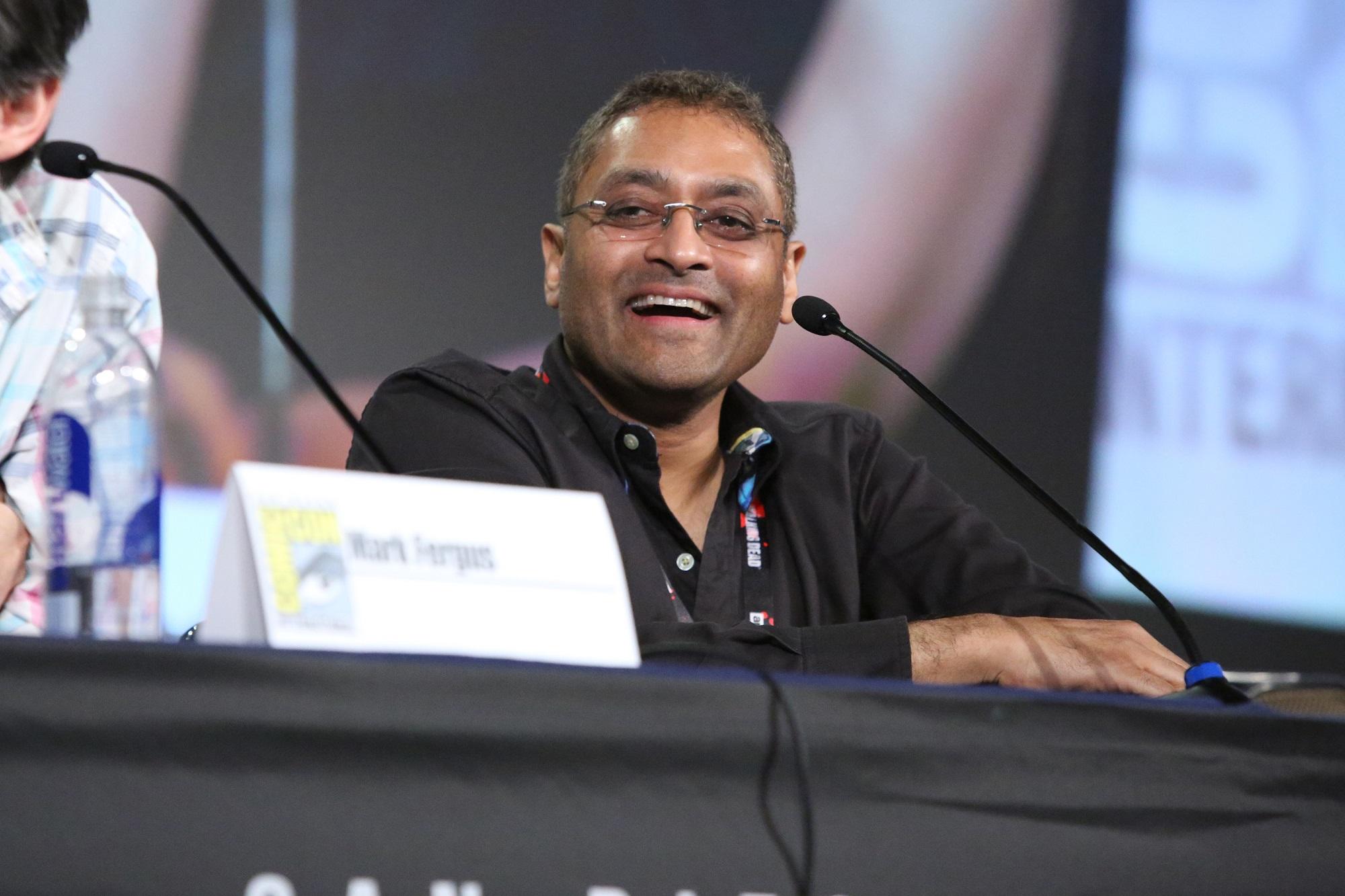 Naren Shankar, showrunner of The Expanse