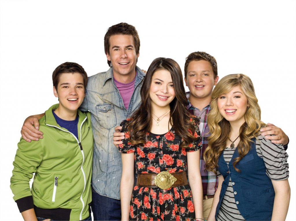 iCarly cast
