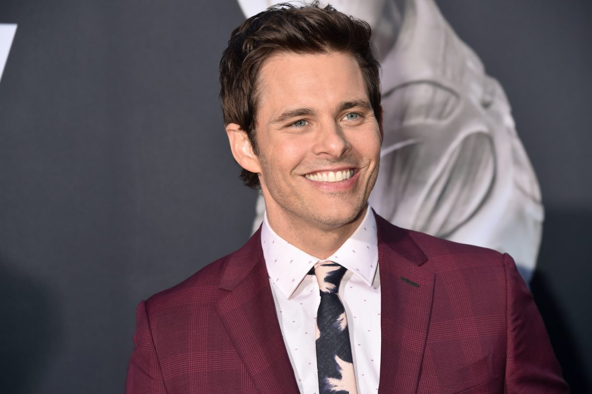 James Marsden at the Los Angeles Season 2 premiere of WESTWORLD in 2018