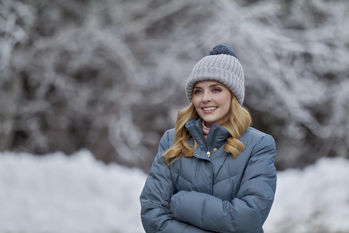 Jen Lilley in Snowkissed