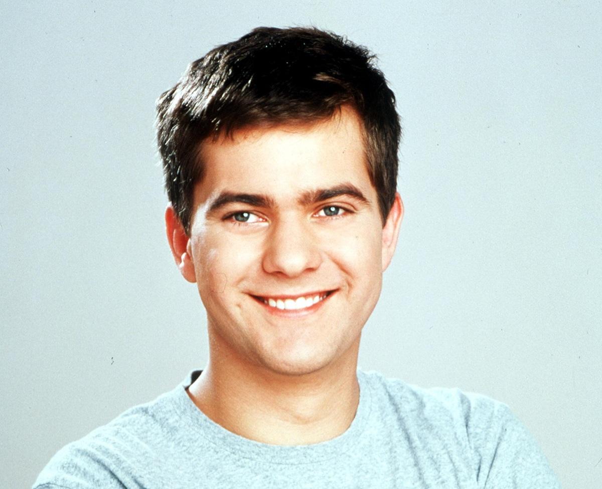 Joshua Jackson stars as Pacey in Warner Bros., TV drama 'Dawson's Creek.'