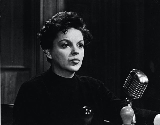 Judy Garland Was Given Amphetamine-Based Diet Pills From Her Studio