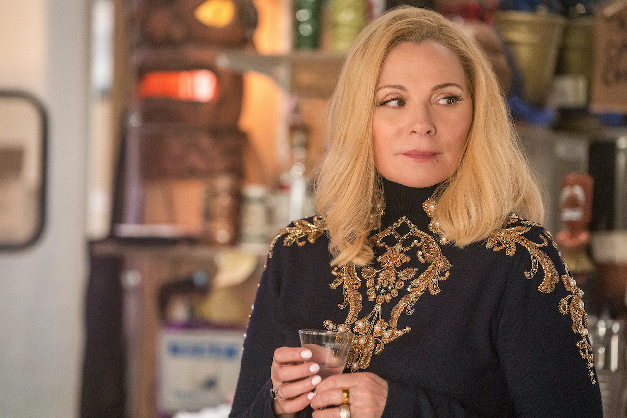 Sex And The City Kim Cattrall Would Only Play Samantha In The Original Series Under 1 Condition