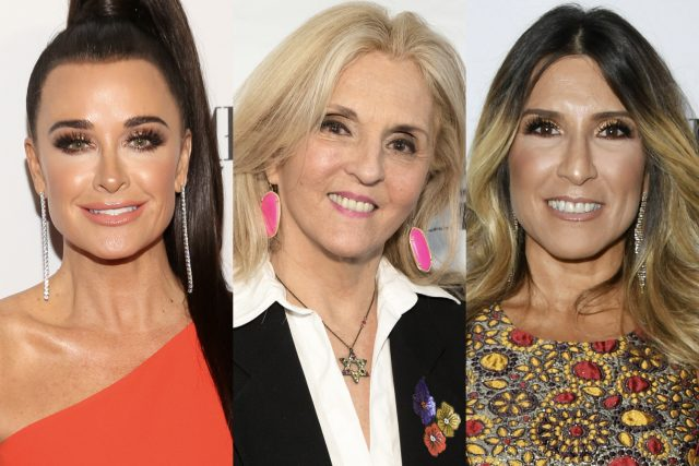 'RHOBH': Kyle Richards Mother-in-Law Shares Support for Donald Trump, Feuds With 'Mexican Dynasties' Star