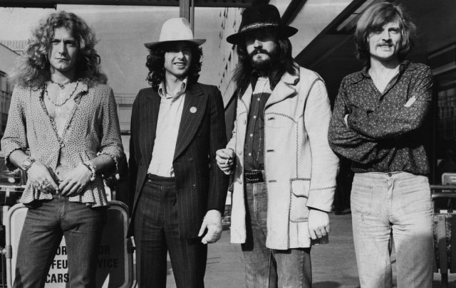 Did Led Zeppelin Ever Use Outside Musicians on Zep Albums?