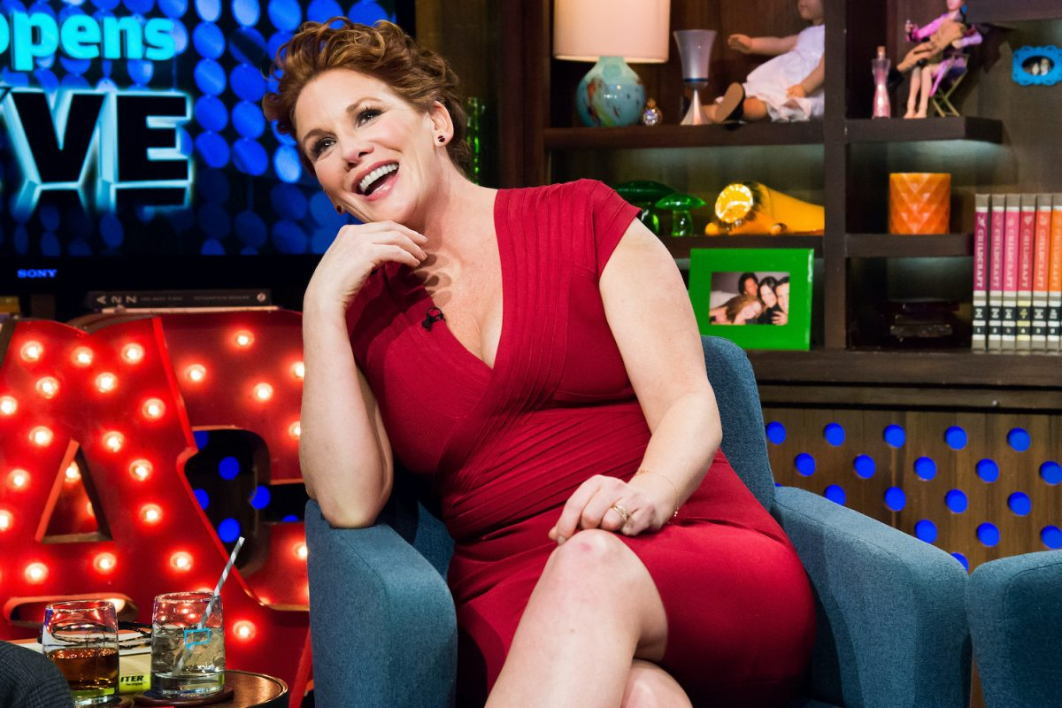 Melissa Gilbert on Watch What Happens Live