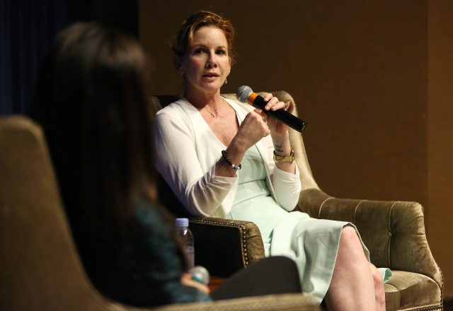 'Little House on the Prairie': Melissa Gilbert's Tattoos Have Very Personal Meanings