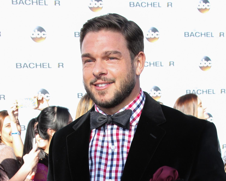 Michael Garofola of The Bachelorette