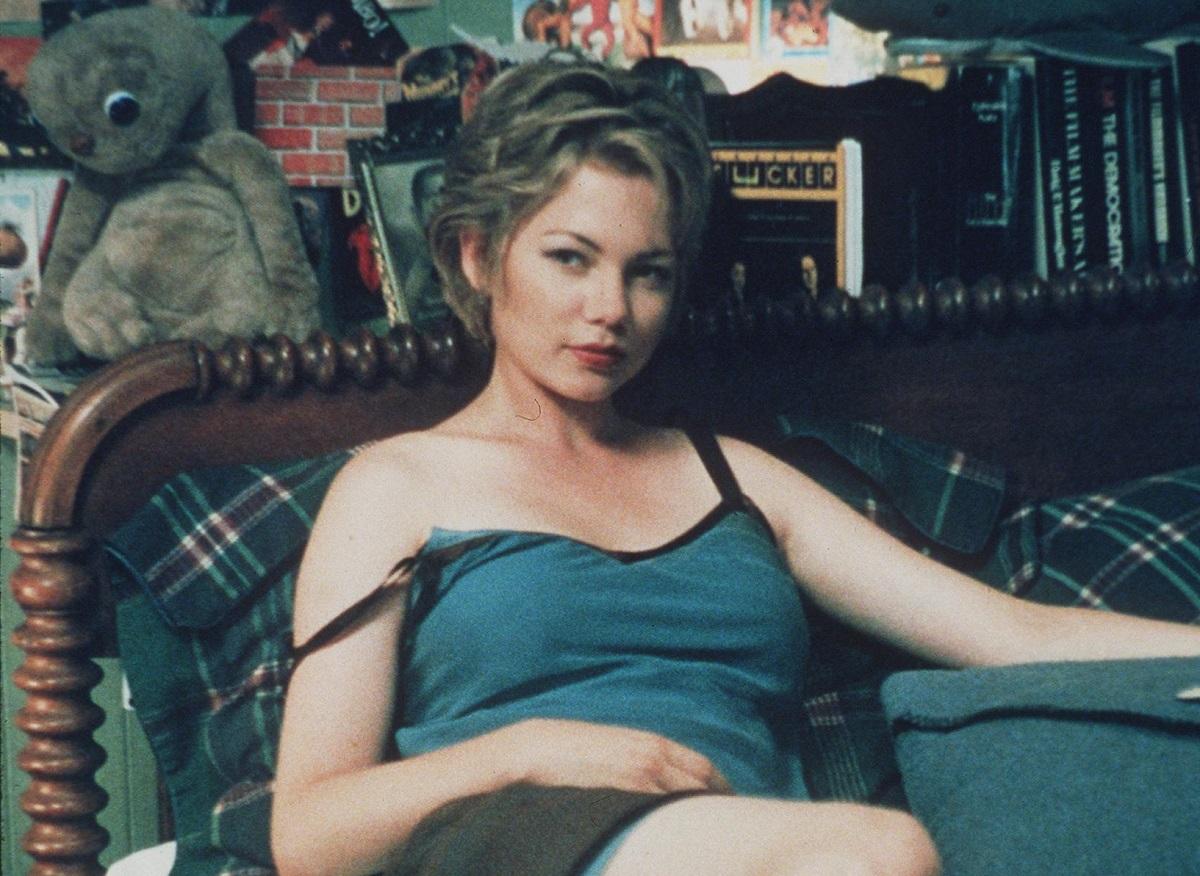 Michelle Williams in 'Dawson's Creek' (1998)