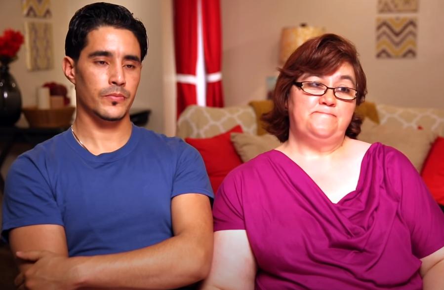 90 Day Fiancé stars Mohamed Jbali and Danielle Jbali