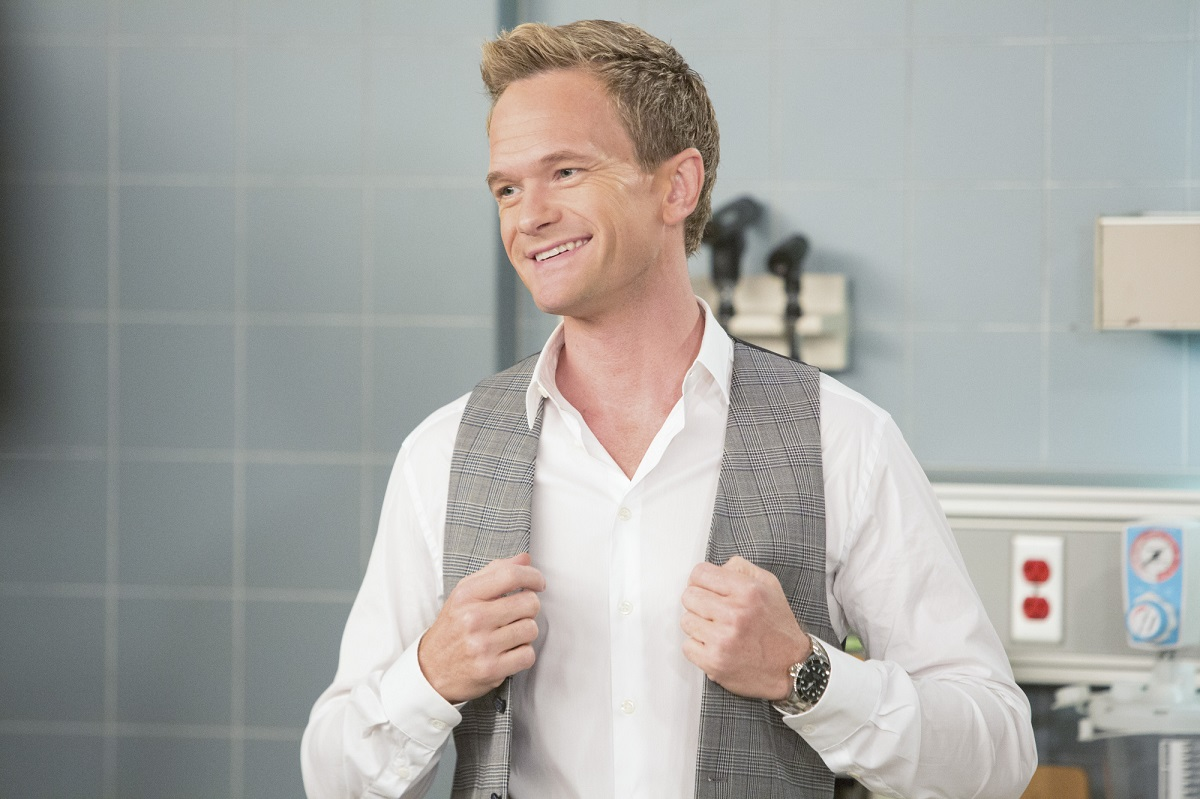 Neil Patrick Harris as Barney in 'How I Met Your Mother'