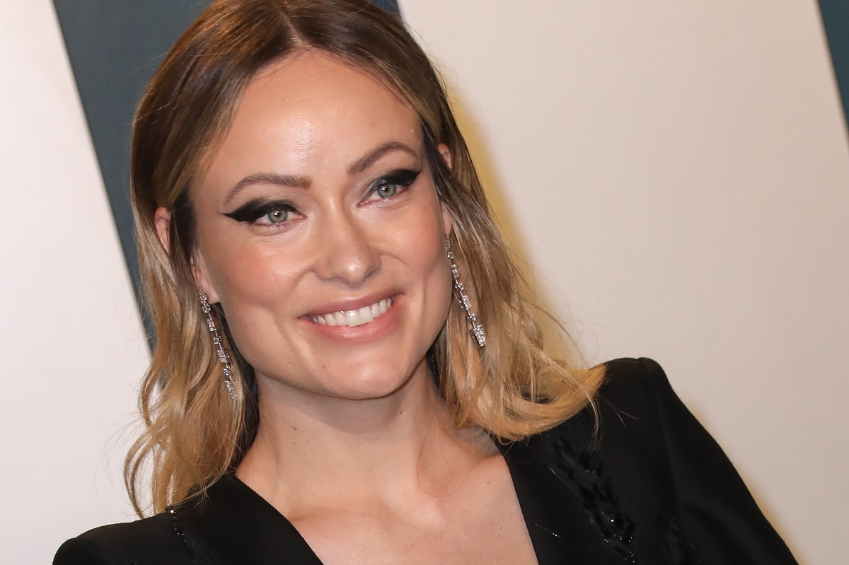 Olivia Wilde attends the 2020 Vanity Fair Oscar Party on February 09, 2020, in Beverly Hills, California.