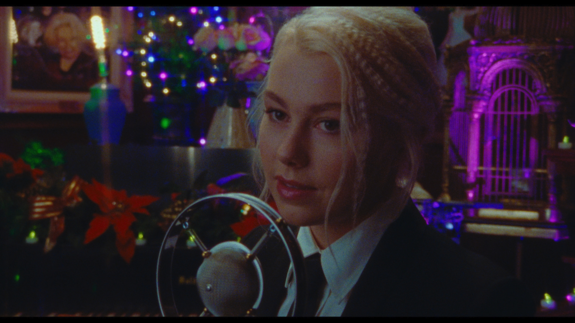 Phoebe Bridgers during her performance on 'THE TONIGHT SHOW STARRING JIMMY FALLON' on Dec. 2, 2020