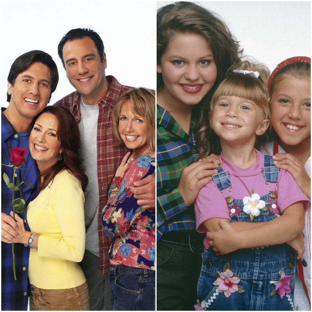 Cast members of 'Everybody Loves Raymond'  and 'Full House'