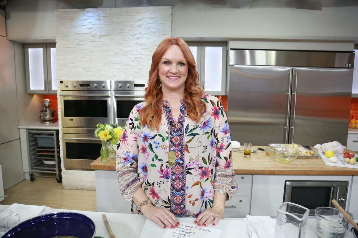 'The Pioneer Woman' Ree Drummond on the Today show in 2019