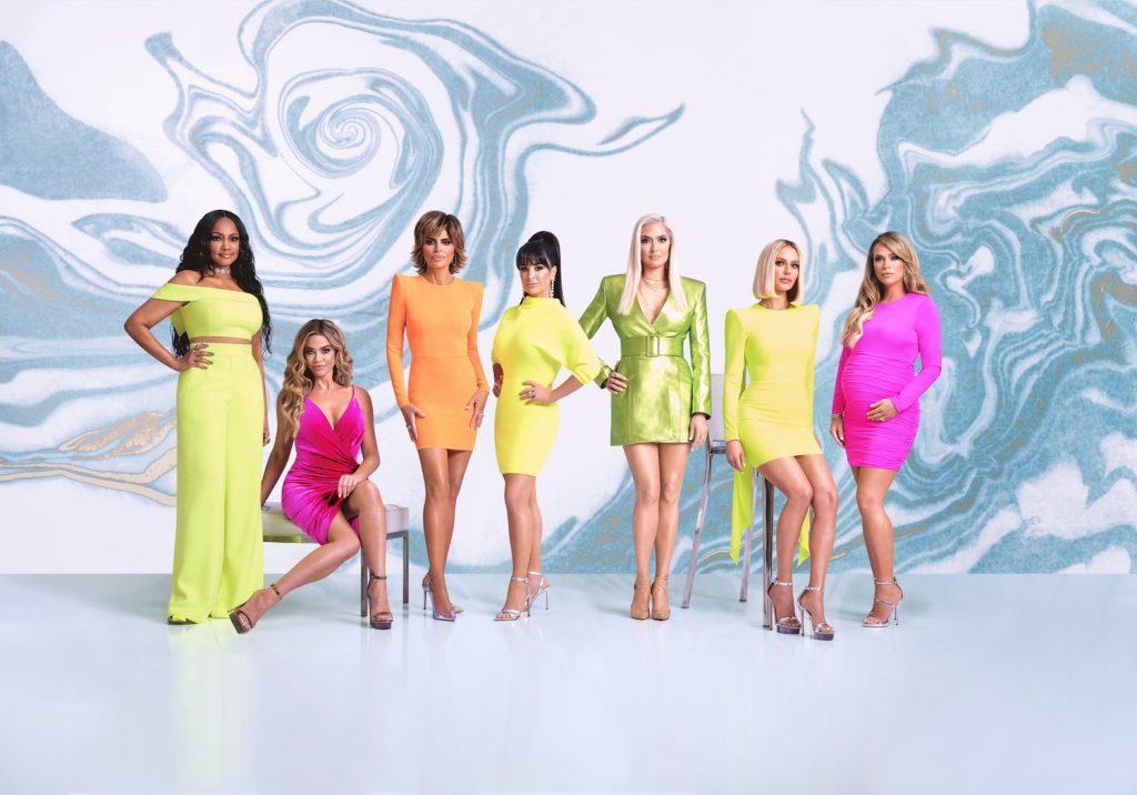The 'RHOBH' Season 10 cast