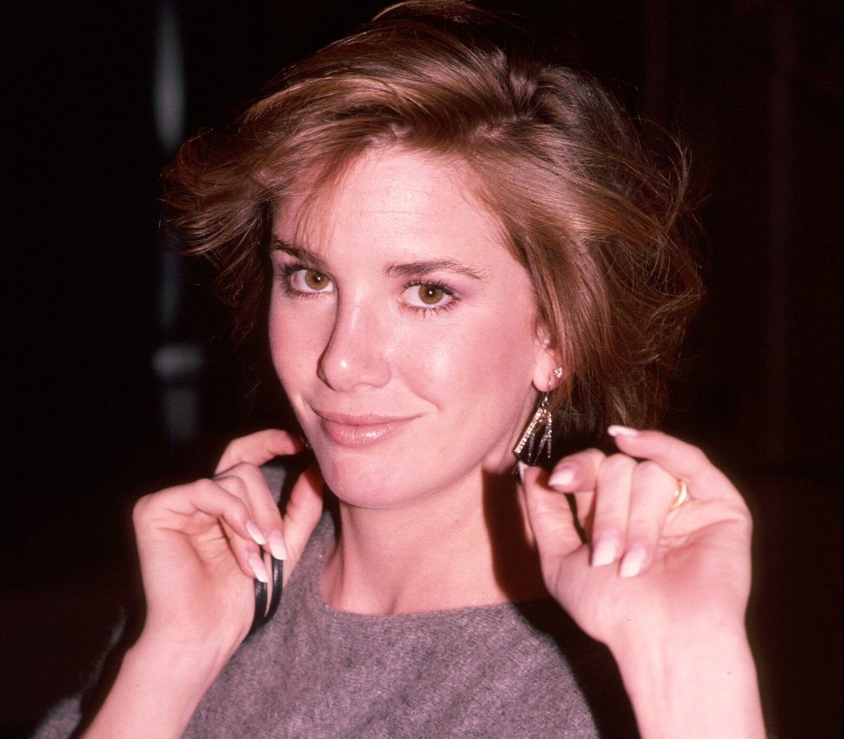 Melissa Gilbert poses for a portrait